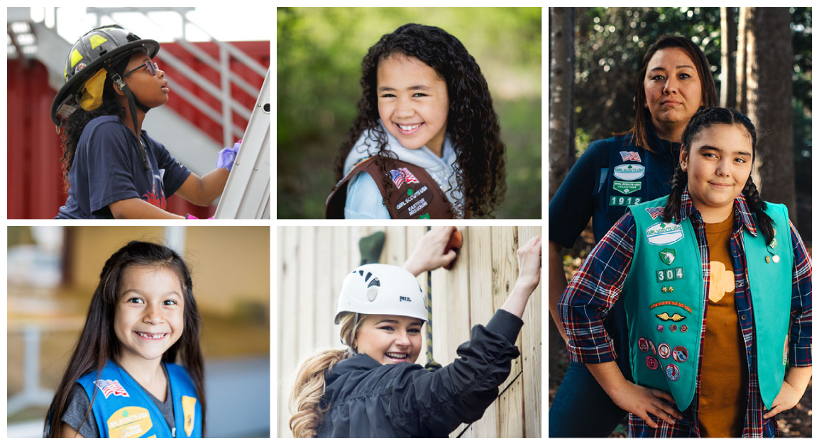 Join or Renew with Girl Scouts